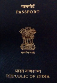 Passport Size Photo (India)