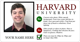 Harvard University's ID Card