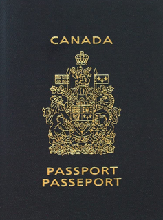 Canadian passport photo